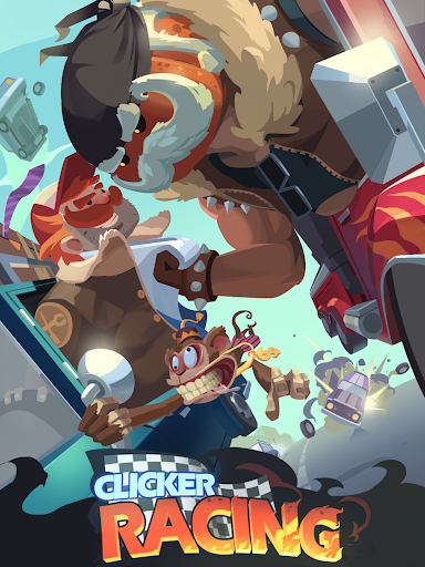 Clicker Racing for PC