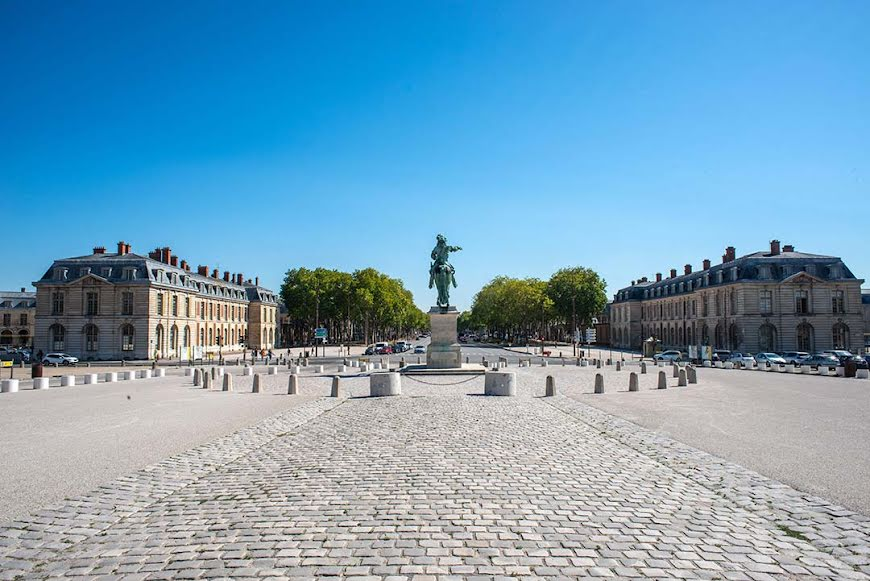 Prochainement à Versailles