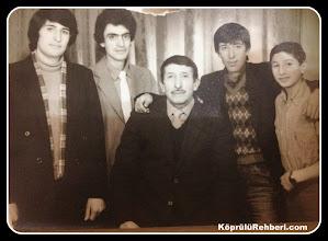 Photo: Binali, Gürsel, Şahin, Zarif ve Faik POLAT