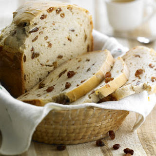 Milk And Raisin Bread
