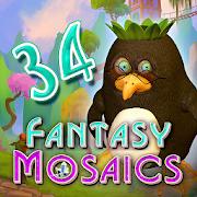 Fantasy Mosaics 34: Zen Garden