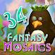 Fantasy Mosaics 34: Zen Garden - Androidアプリ