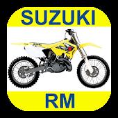 Jetting For Suzuki RM