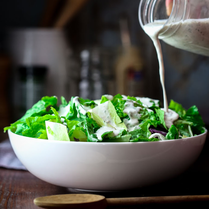 Greek Yogurt Horseradish Ranch Dressing Recipe