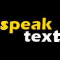 Speak Text - Safe Driving App icon