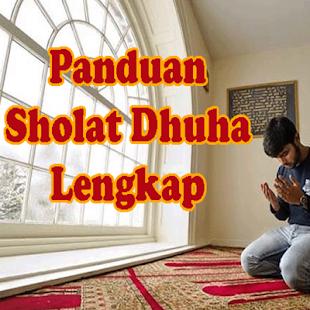 Panduan Sholat Dhuha Terlengkap - náhled