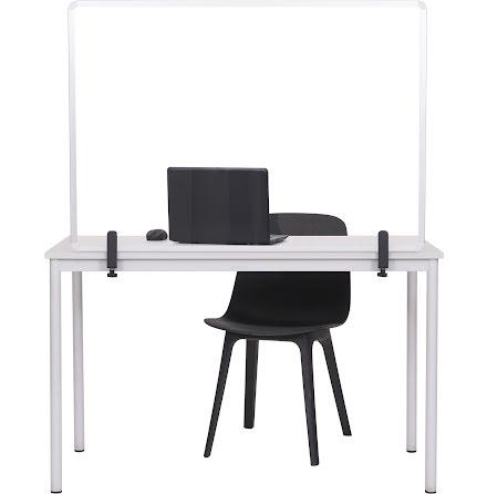Skärm bord klämma blå 1200x900