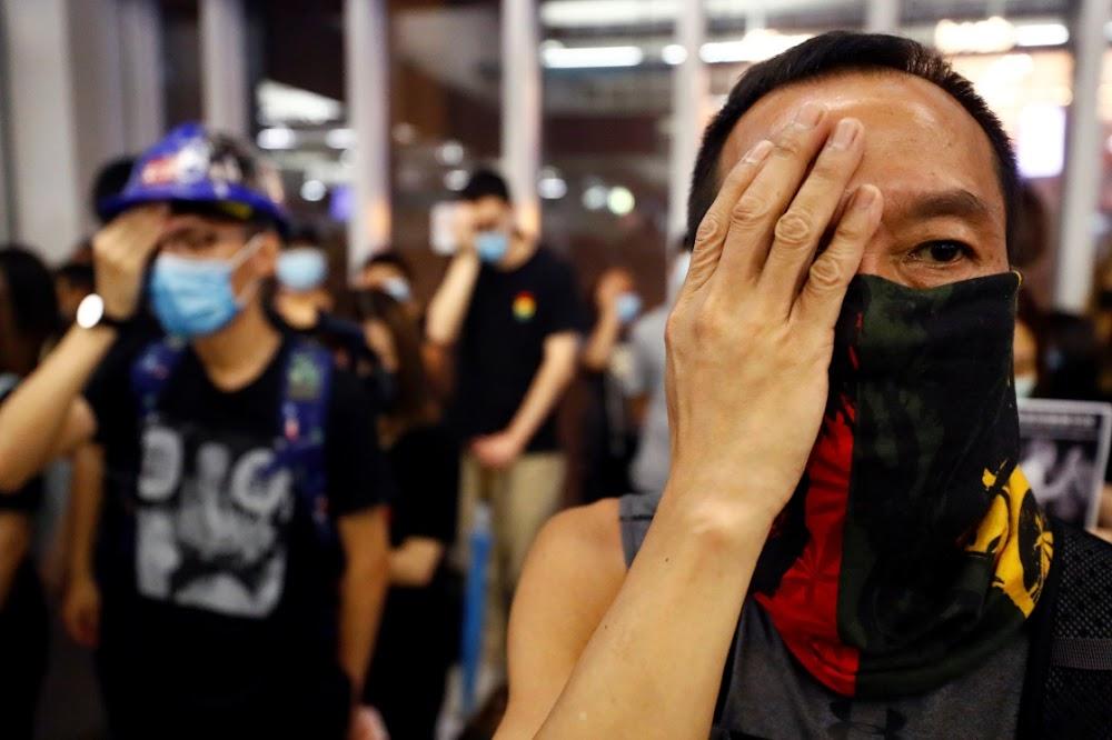 Bank waarsku protesoptogte kan die ekonomie van Hong Kong benadeel