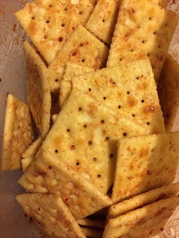 Fiesta Crackers Recipe