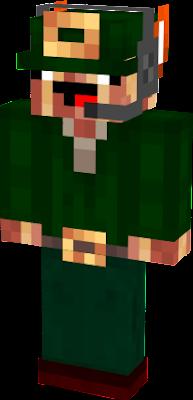 BRENTGAMEZ As A Leprechaun
