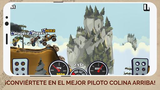 Hill Climb Racing 2  trampa 4