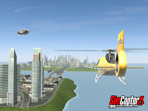 Helicopter Simulator SimCopter 2015 Free  screenshots 16