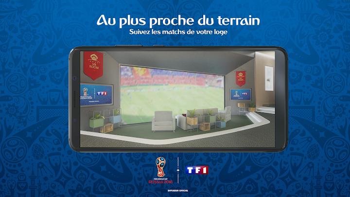 MYTF1 VR : Coupe du Monde de la FIFA™ Android App Screenshot
