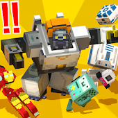 Crossy Robot : Craft Skins
