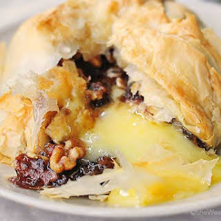 Phyllo Brie Appetizer Recipes.