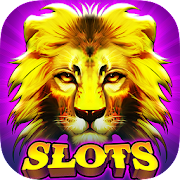 Free Slots - King of Lions Real Casino Slot Machines APK for Windows 8