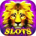 Slots - King of Lions Real Casino Slot Machines icon