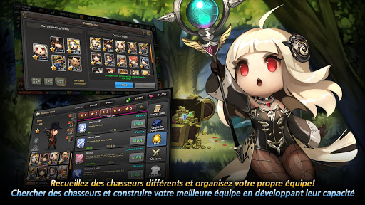 Dungeon Breaker Heroes  captures d'écran 3