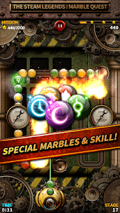 Steam Legend : Marble Quest 1.1.2 Android Mod APK 3