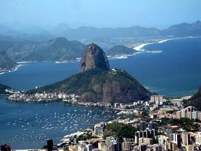 Photo: Sugar Loaf Mountain, Rio de Janeiro, Brazil