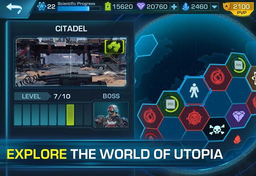 Evolution 2: Battle for Utopia. Action shooter screenshots 4