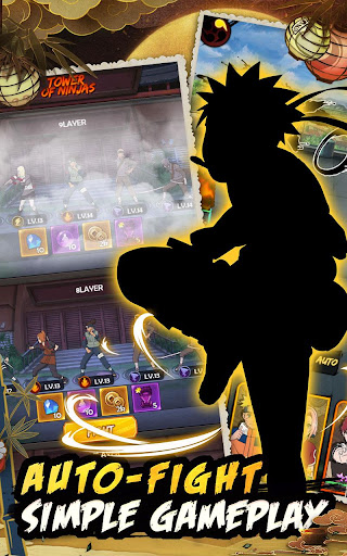 Unlimited Ninja: Idle RPG 2.0.7 screenshots 1