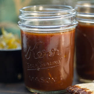 Spicy Orange and Coffee BBQ Sauce.