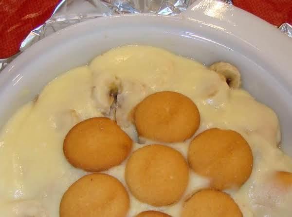 Original Nilla Banana Pudding Recipe