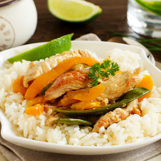 Sweet And Sour Citrus Stir-Fry