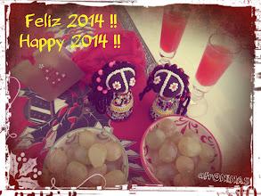Photo: ¡Feliz 2014!