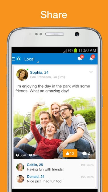 Skout and date hookup