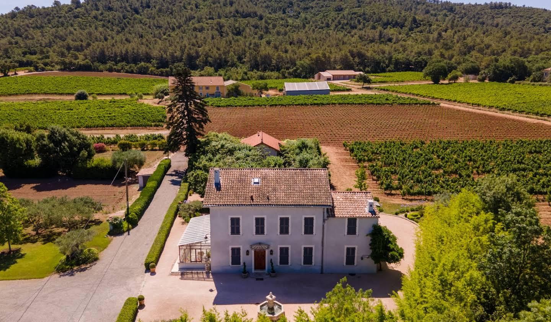 Maison avec piscine et jardin La Crau