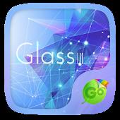Glass Keyboard Theme & Emoji