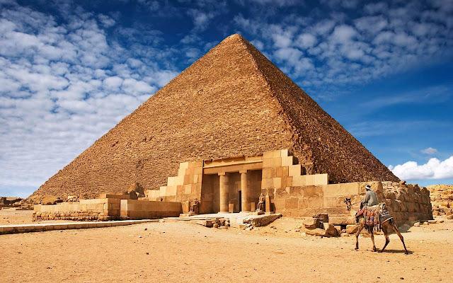 Pyramid - New Tab in HD