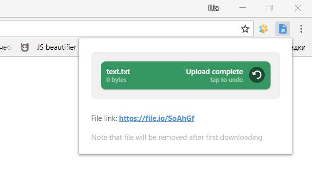 File sharer