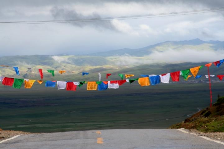 Verso il  tibet di canosino