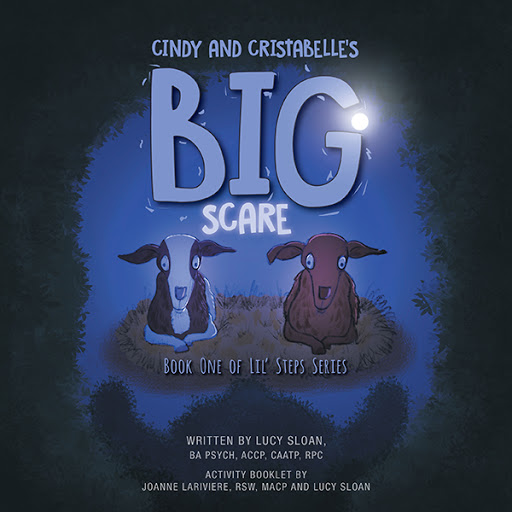 Cindy and Cristabelle's Big Scare cover