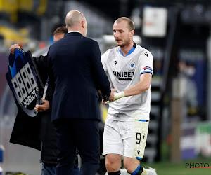 Une disette offensive pour Bruges? Clement botte en touche