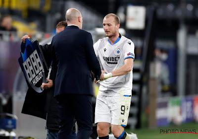 Officieel: Krmencik (Club Brugge) gaat een seizoen in thuisland aan de slag