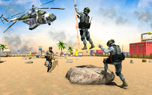 Hero Anti-Crime Mission – Survive on Land 1.6 screenshots 1