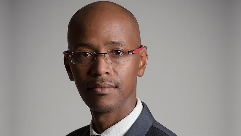 Adapt IT CEO Sbu Shabalala.