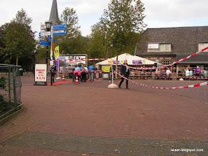 Photo: En daar is de aankomst het Centrum van Heeten.
