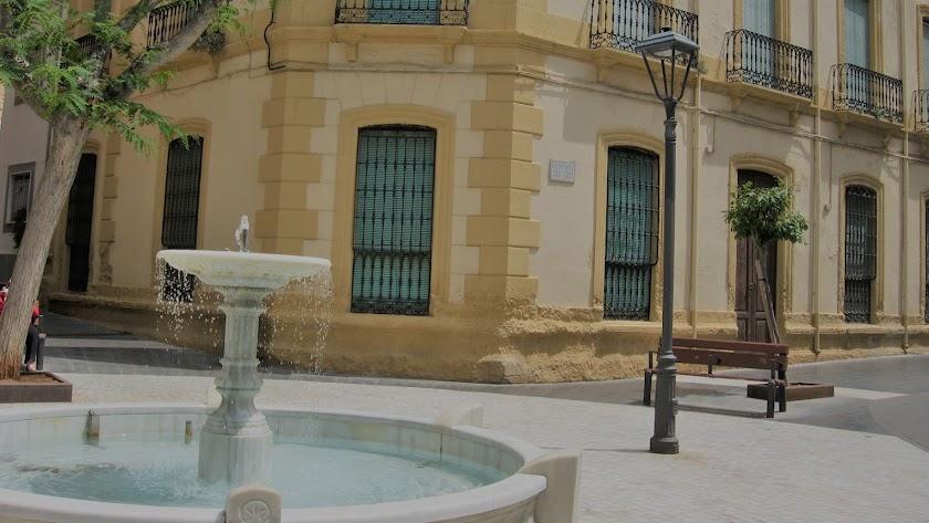 Plaza Granero.