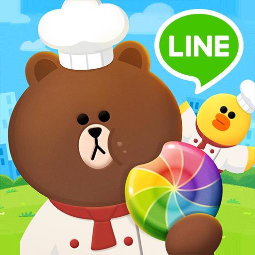 LINE POPChocolat