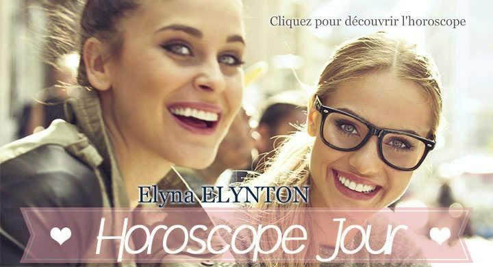 Horoscope du jour gratuit Elyna