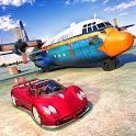 Car Transporter Flight Simulator Airplane Games 3D icon