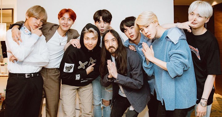 Bts And Steve Aoki Announce New Collaboration Waste It On Me