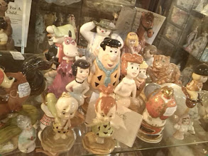 Photo: Antique disney? Well 2014-1960= over 50 years old for some characters...