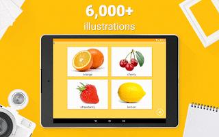 Screenshot of Learn Danish 6,000 Words