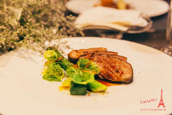 內湖餐廳●De Loin 德朗餐廳●一億的裝潢,無價的饗宴